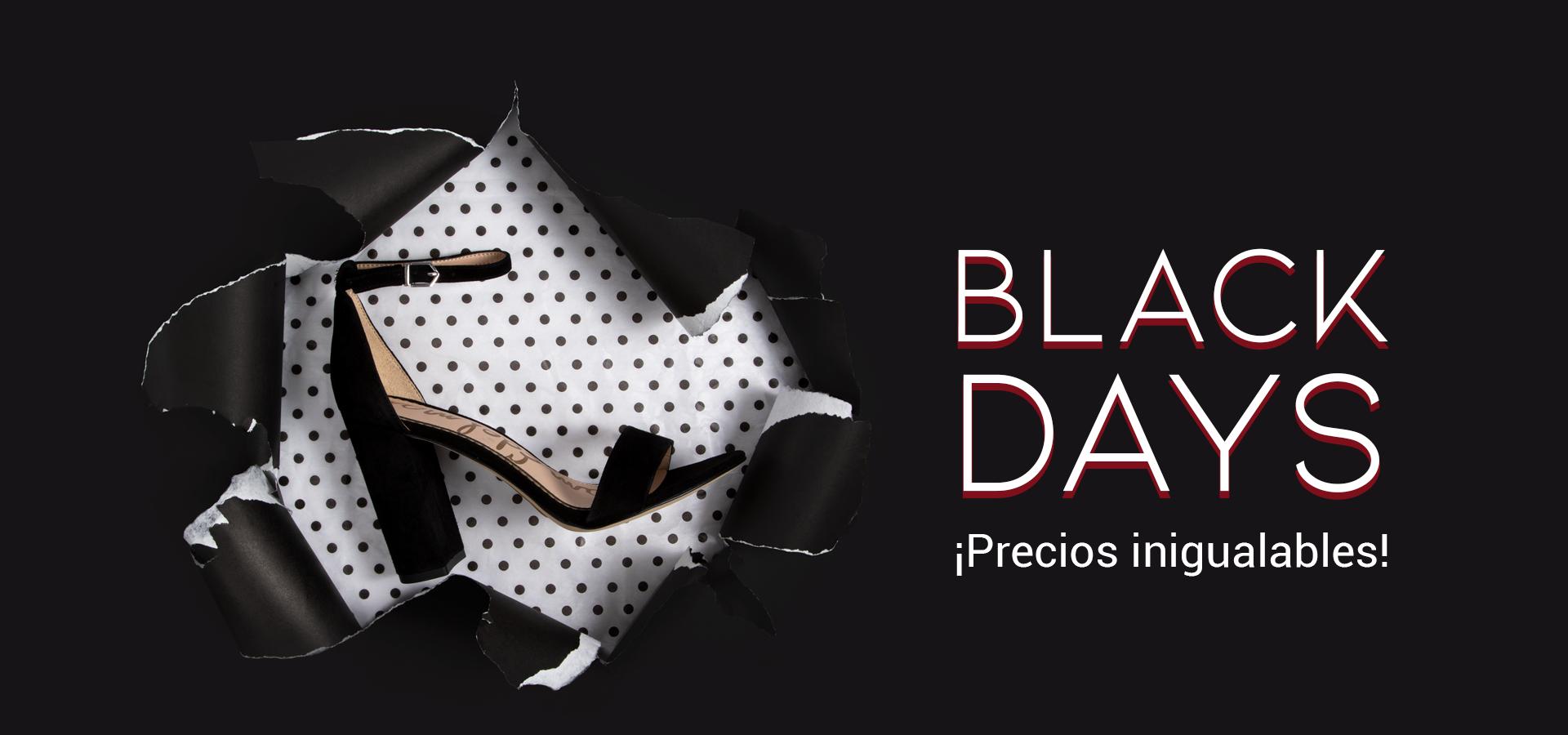 Black Days Precios Inigualables