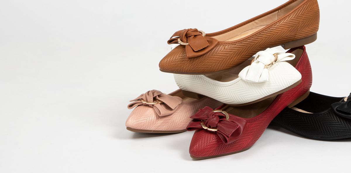 Zapatos Flats Mujer Costa Rica